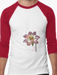 Promises of Beauty in Everything Men's Baseball ¾ T-Shirt