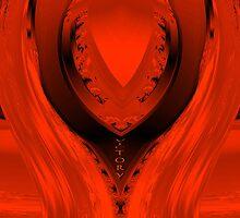 Orange Victory by Gail Bridger
