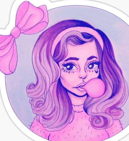 bubblegum Sticker
