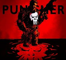 The Punisher by Duncan Maclean