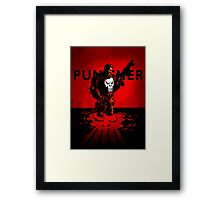 The Punisher Framed Print