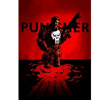 The Punisher Photographic Print