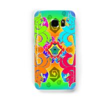 Psychedelic Wolves Samsung Galaxy Case/Skin