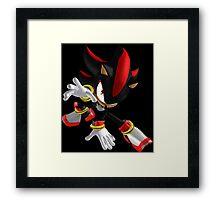 Shadow... the Hedgehog Framed Print