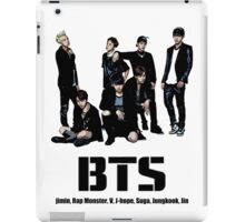 BTS Bangtan Boys iPad Case/Skin