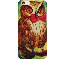 Who Did This? iPhone Case/Skin
