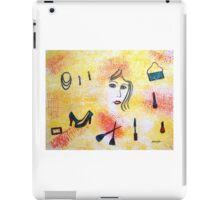 Its Party Time iPad Case/Skin