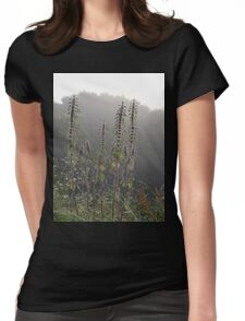 nettle Womens Fitted T-Shirt