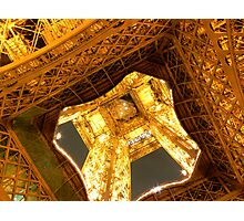 The Heart of Paris Photographic Print