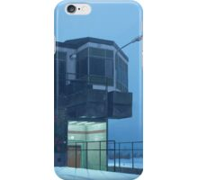 The City Council Dreams Of Flowers iPhone Case/Skin