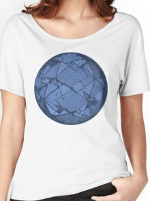 The Geo Sphere Women's Relaxed Fit T-Shirt