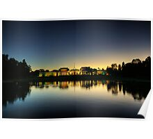 Old Parliament House #2 Poster