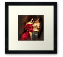 Seduction 101 Framed Print