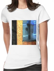 Water...Need Water! Womens Fitted T-Shirt