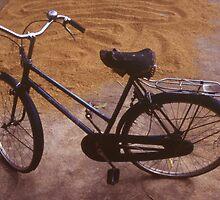 Vietnamese bicycle by Etienne RUGGERI Artwork eRAW
