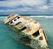 The Wreck1 by Steve Chapple