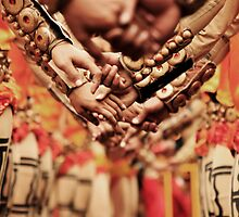 Hands by Chetan R