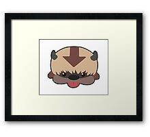 Appa - Cartoon Framed Print