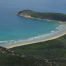 Norman Bay from Mt Oberon by Watertoy