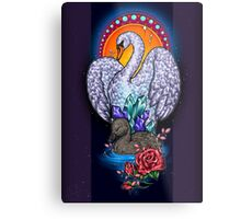 Ugly Duckling Metal Print