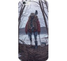 Vagabonds - The Crow iPhone Case/Skin