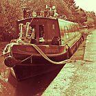 barge. by darkvampire