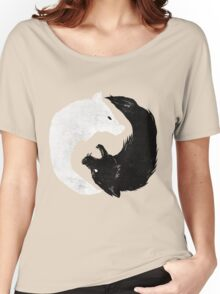Feed The Wolves Women's Relaxed Fit T-Shirt