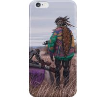 Vagabonds - The Magpie Charmer And Bub iPhone Case/Skin