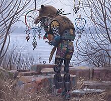 Vagabonds - The Dreamcatcher by Simon Stålenhag