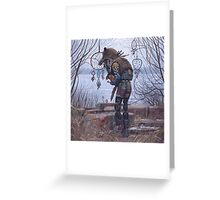 Vagabonds - The Dreamcatcher Greeting Card