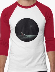 Space Chill Men's Baseball ¾ T-Shirt