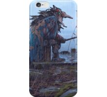 Vagabonds - The Pike Lord iPhone Case/Skin