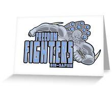 Team Bio-Sapien Greeting Card