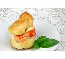Fingerfood di Mare Photographic Print