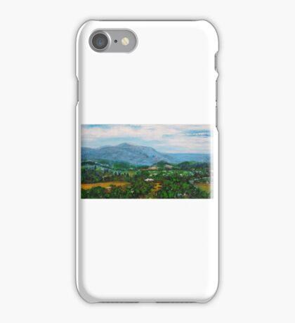 Tweed Valley, NSW, Australia - 1 iPhone Case/Skin
