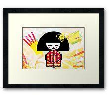 Chinese Framed Print