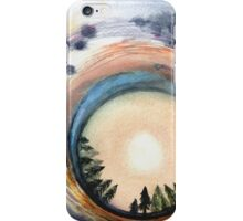 Opening Skies iPhone Case/Skin