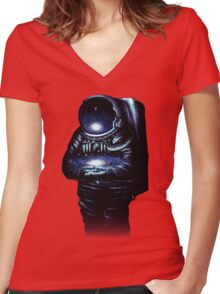 The Keeper Women's Fitted V-Neck T-Shirt