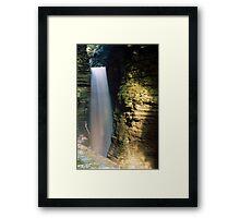 Watkins Glen, NY Framed Print