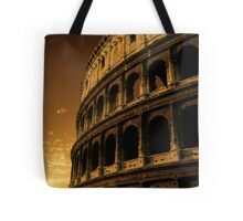 colosseum sunrise Tote Bag