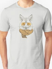 Hipster Retro Fox T-Shirt