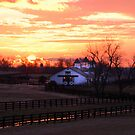 Kentucky Sunrise by AcadianaGal