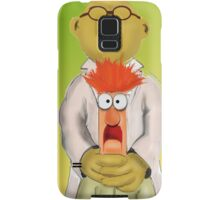 Bunsen and Beaker Samsung Galaxy Case/Skin