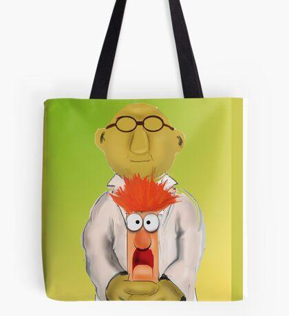 Bunsen and Beaker Tote Bag