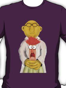 Bunsen and Beaker T-Shirt