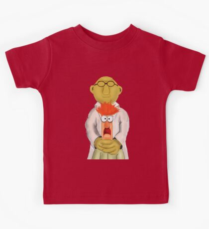 Bunsen and Beaker Kids Tee
