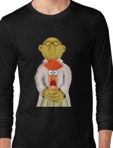 Bunsen and Beaker Long Sleeve T-Shirt