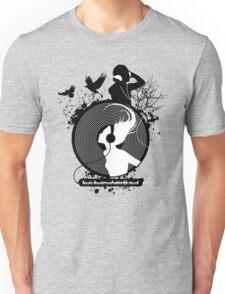 Music makes the world go round Unisex T-Shirt