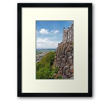 Sterling Castle Framed Print