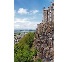Sterling Castle Photographic Print